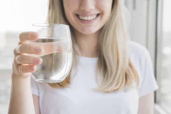 Mantenha-se hidratado durante o seu dia a dia