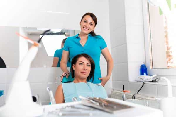 Cuidados após a restauração dentária